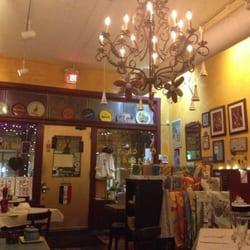 Cafe Alsace Decatur Menu