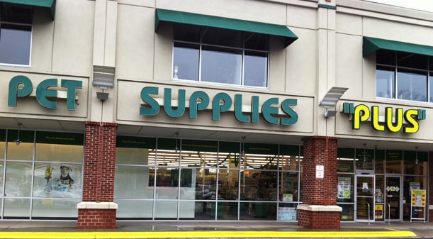 Pet Supplies Plus: 1001 Harden St, Columbia, SC
