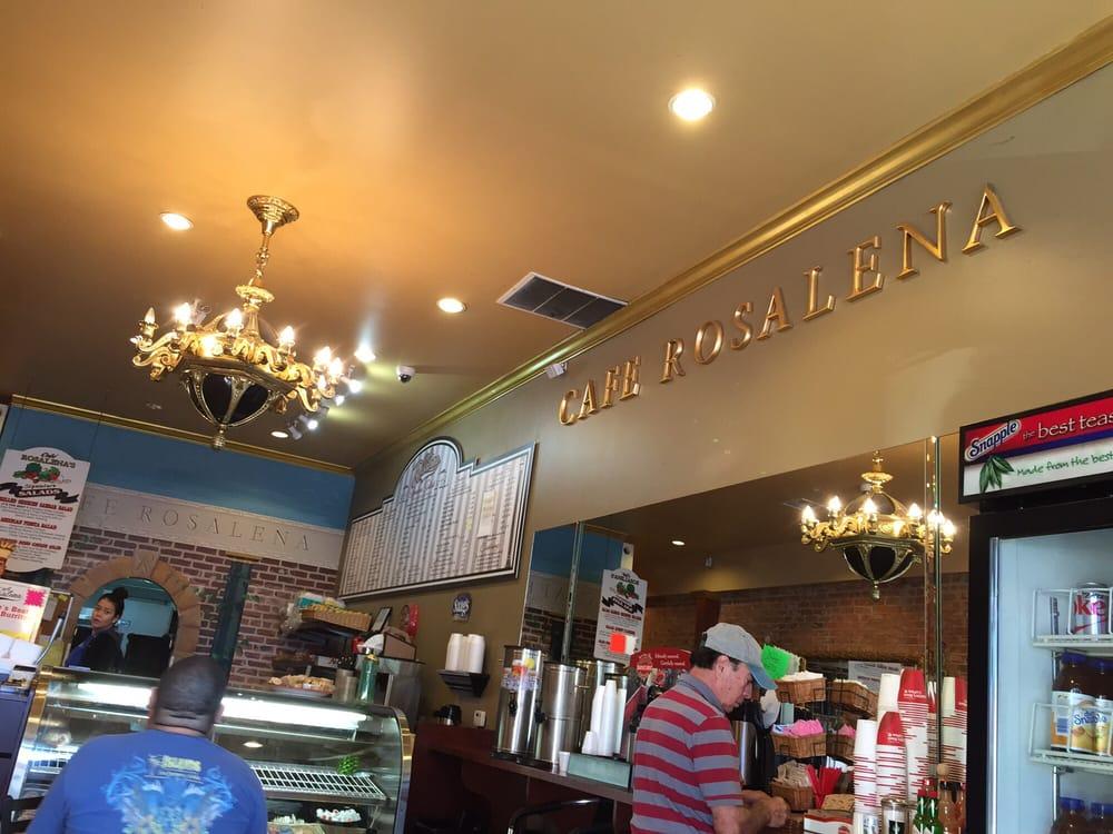 Cafe Rosalena San Jose Ca