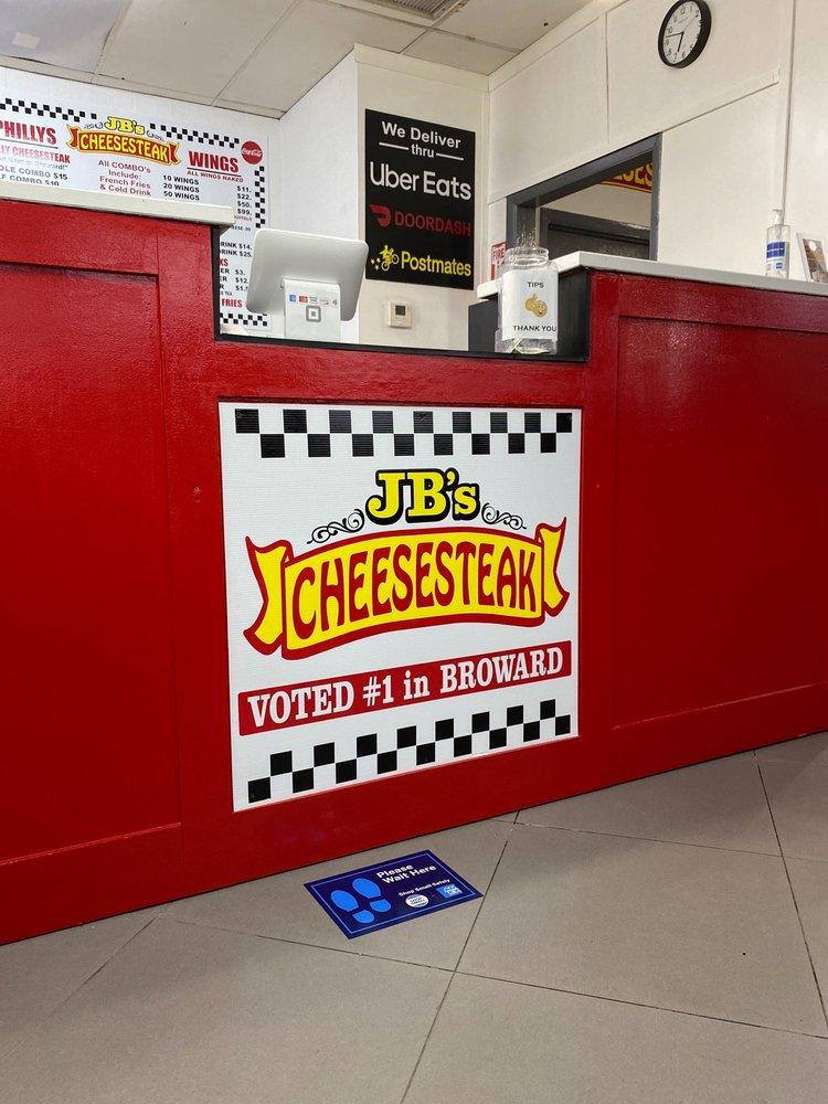 JB's Cheesesteak