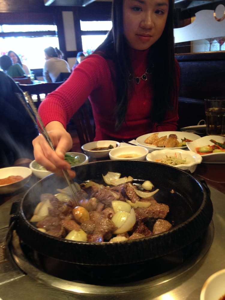 Photo Of Dong Bang Grill Fort Lee Nj United States My Daughter