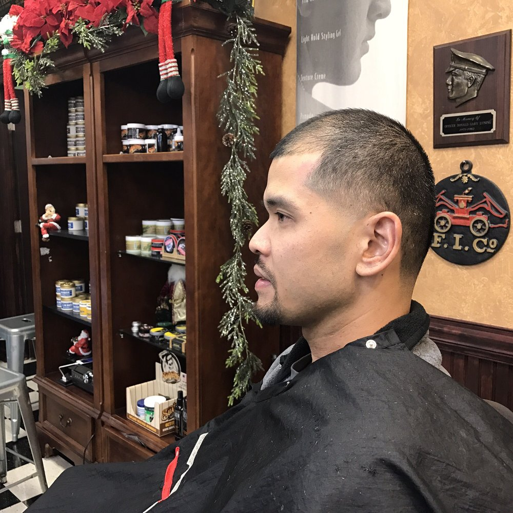 Toppers Barber Shop Virginia Beach
