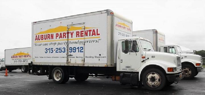 Auburn Party Rental: 318 Genesee St, Auburn, NY