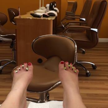 Tina tran nail spa 11 photos 40 reviews nail salons for Adara salon durham nh