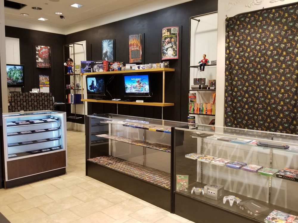 The Game Exchange: 1555 Simi Town Center Way, Simi Valley, CA