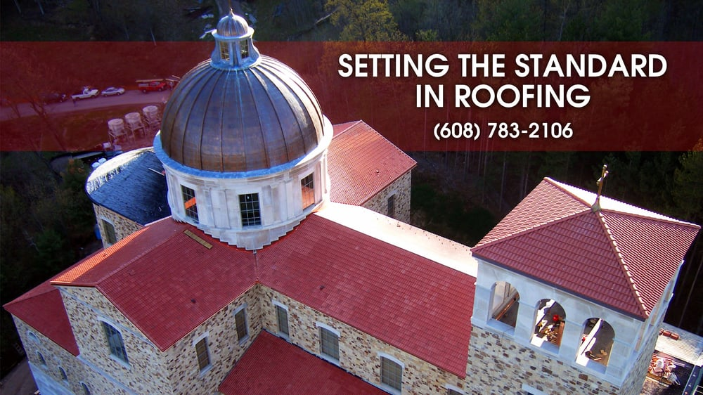 Interstate Roofing Amp Waterproofing Inc Setting The