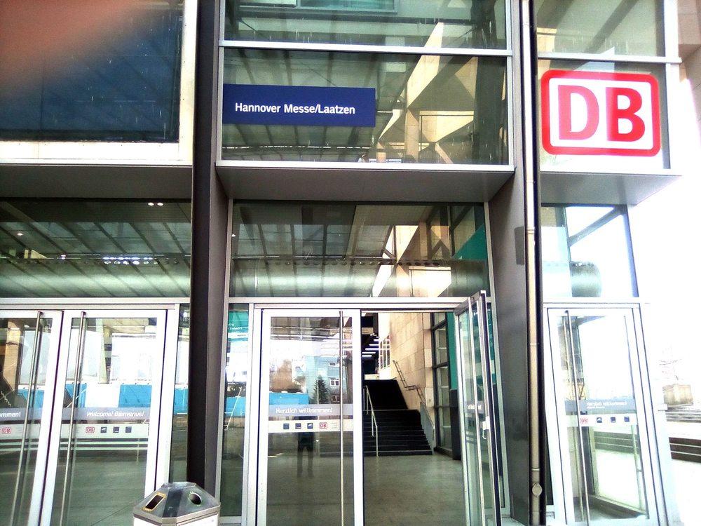 Bahnhof Hannover Messe Laatzen 15 Photos Gare