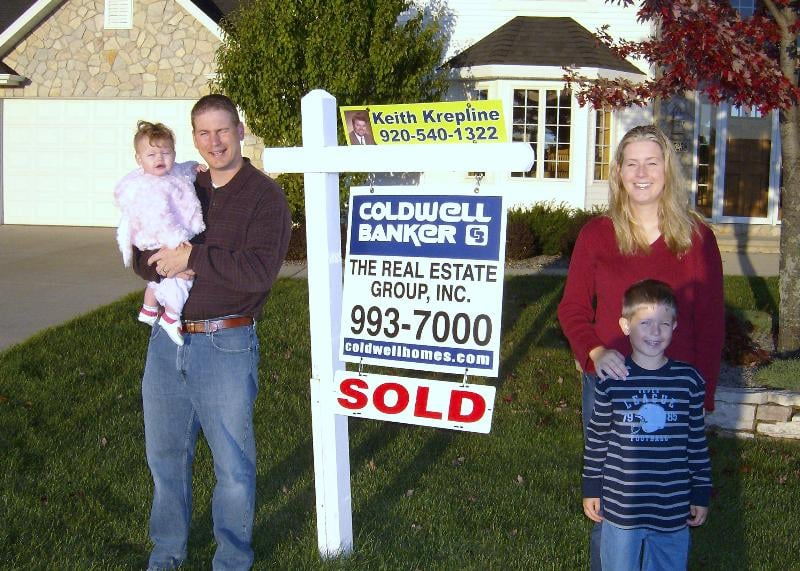 Keith Krepline - Coldwell Banker The Real Estate Group: 950 W Ryan St, Brillion, WI