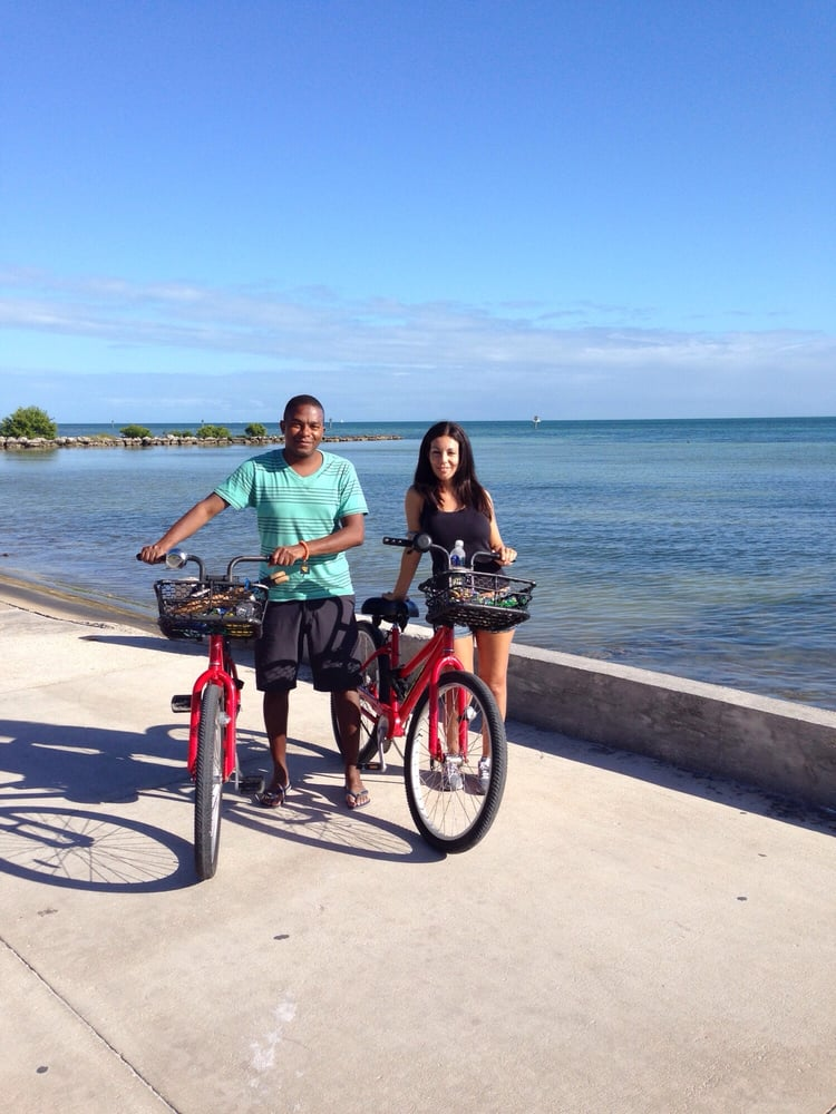 Bike Man Bike Rentals: 1319 Duval St, Key West, FL