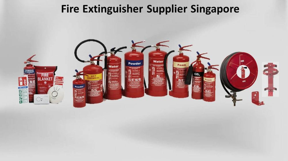 Fire Extinguisher supplier Singapore - Yelp