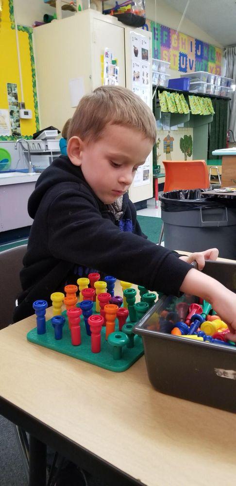 Center Preschool: 8408 Watt Ave, Antelope, CA