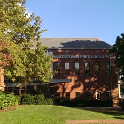 Photo of Watertown Free Public Library - Watertown, MA, United States