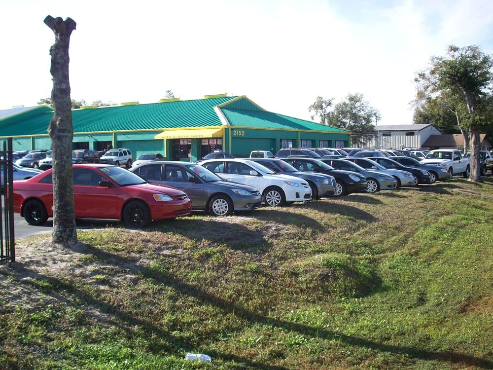 A To Z Auto Sales Car Dealers Orange Blossom Trl