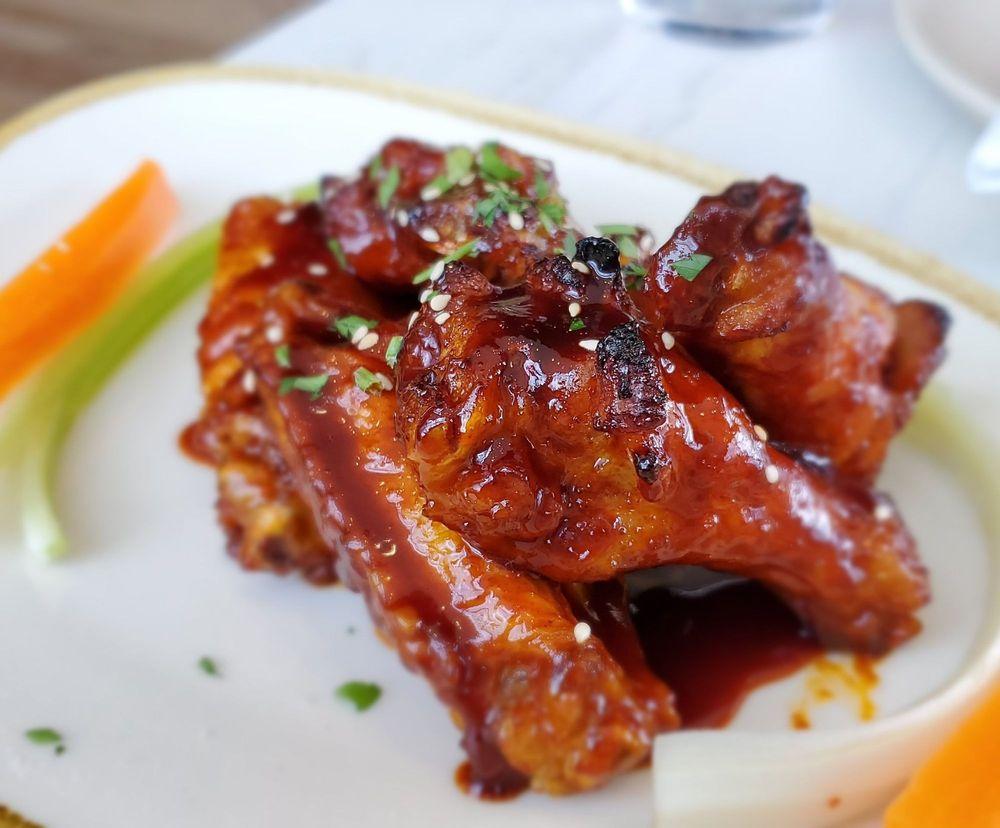 Food from Mazi Kitchen & Bar