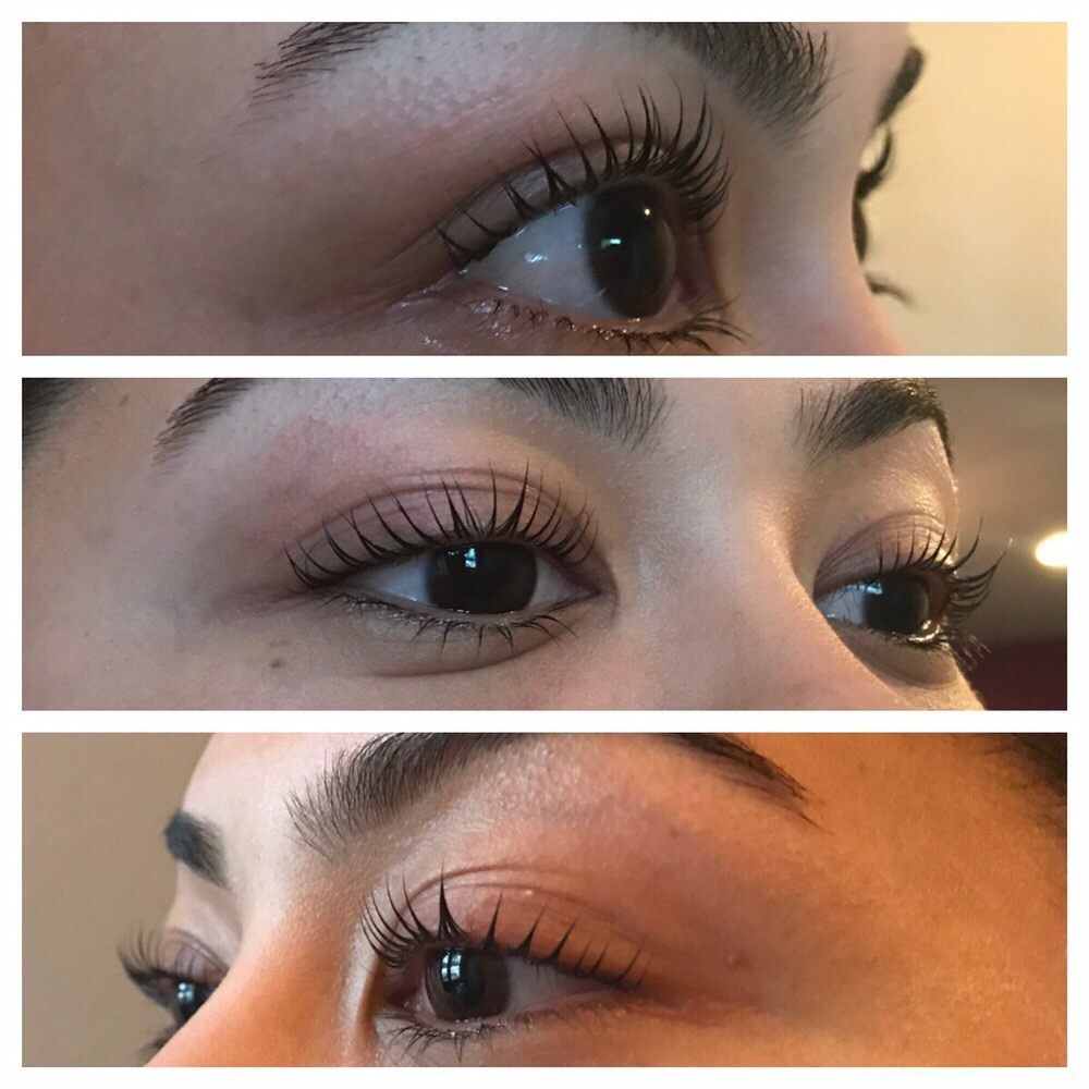 Lash Lifting Is A Semi Permanent Treatment Which Safely Curls Lashes