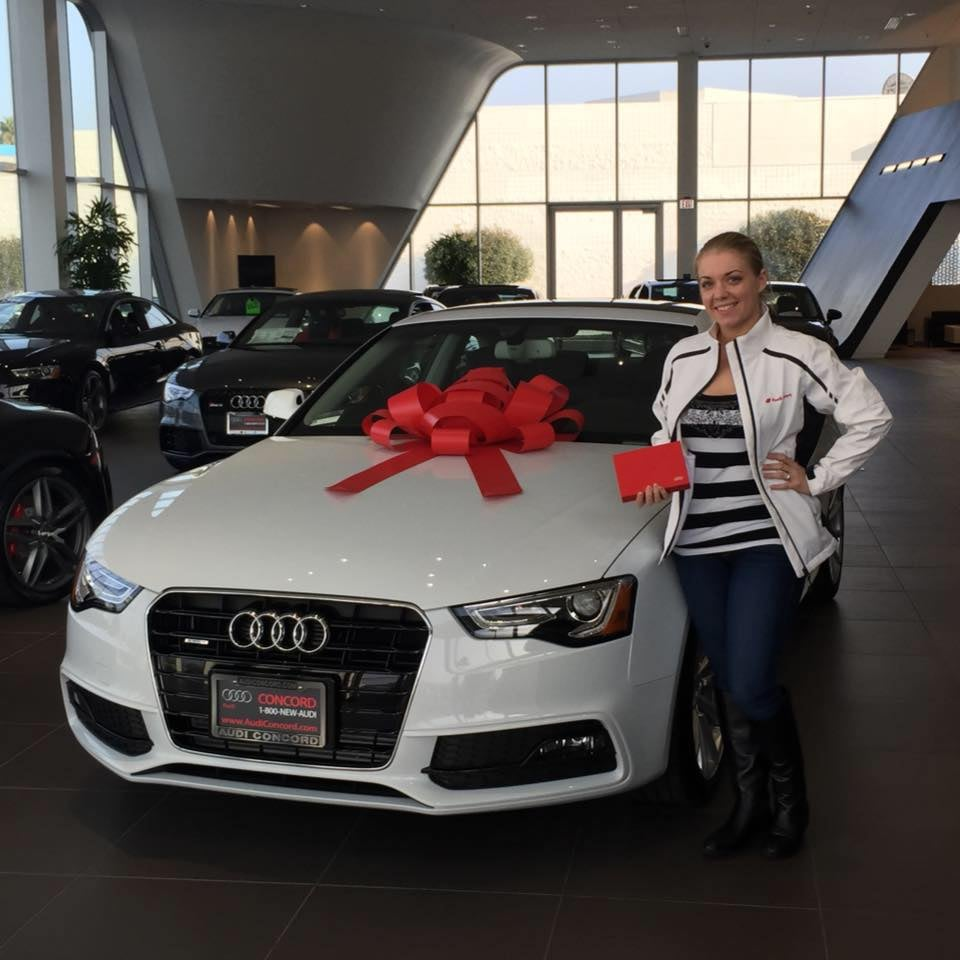 Thank You Cody And Audi Concord For Helping My Wife Find