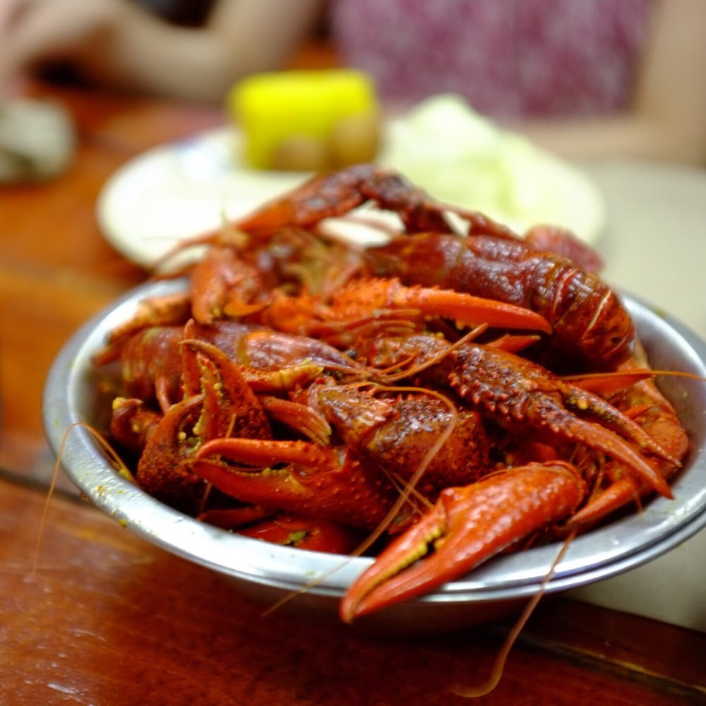 Crawfish Shack Seafood: 4337 Buford Hwy, Atlanta, GA