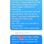 Blinks+Brows - Make An Appointment - 69 Photos & 46 Reviews - Skin ...