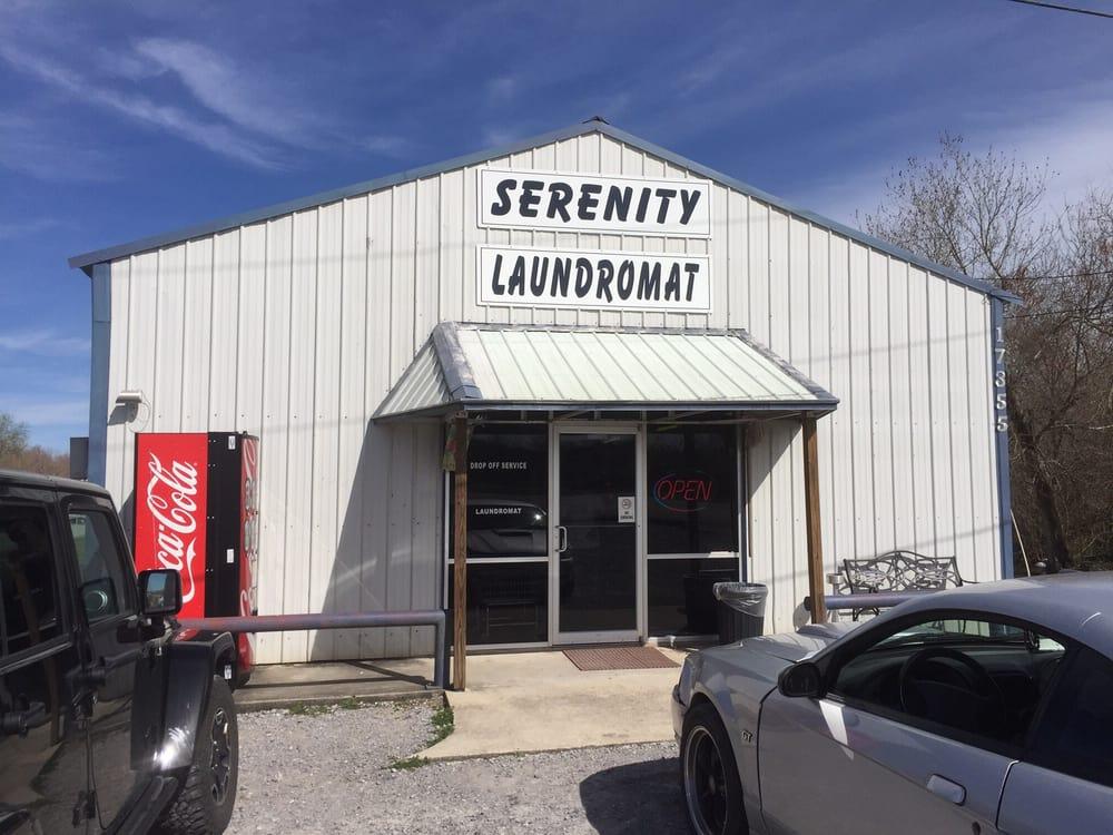 Serenity Laundromat: 17355 Hwy 3235, Cut Off, LA