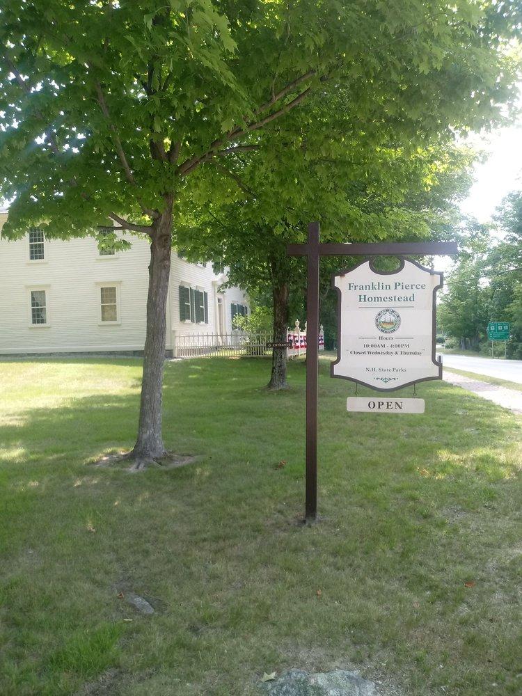 Franklin Pierce Homestead: 301 Second New Hampshire Tpke, Hillsborough, NH