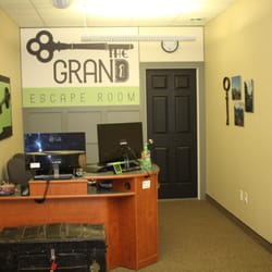 The Grand Escape Room - Escape Games - 801 14th St W, Billings, MT ...