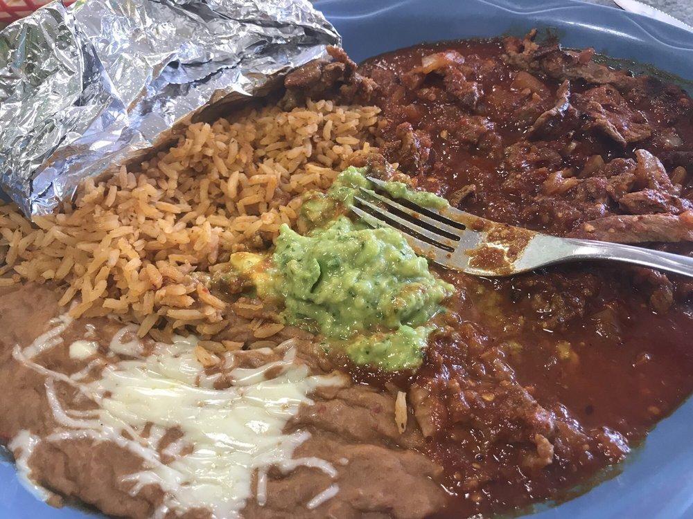 El Cazador Mexican Restaurant: 408 E Main St, Cambridge City, IN