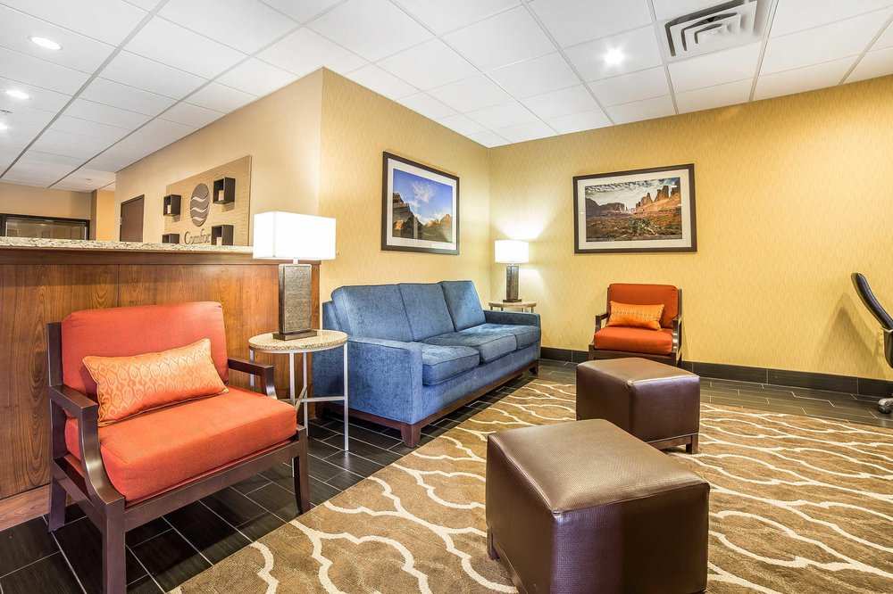 Comfort Inn Ballard-Roosevelt: 2197 East Hwy 40, Ballard, UT