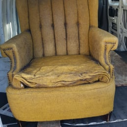 Elegant Photo Of Cedric Upholstery   Lynn, MA, United States. Before