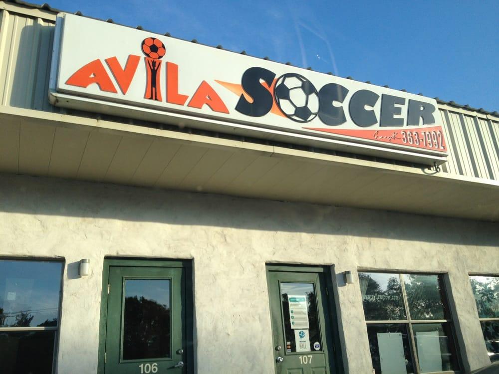 Avila Soccer