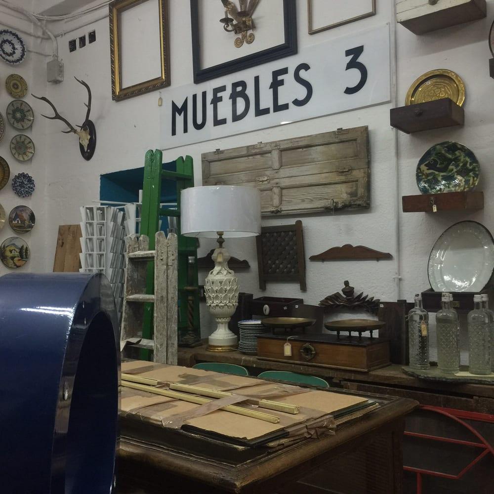 Marantikk Ii 12 Photos Antiques Calle De Santa Ana 8  # Muebles Tirso De Molina