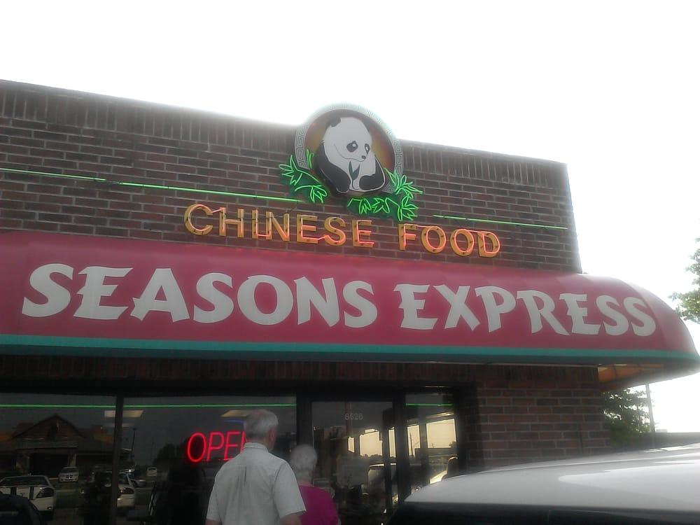 Seasons Express: 8526 N 129th E Ave, Owasso, OK