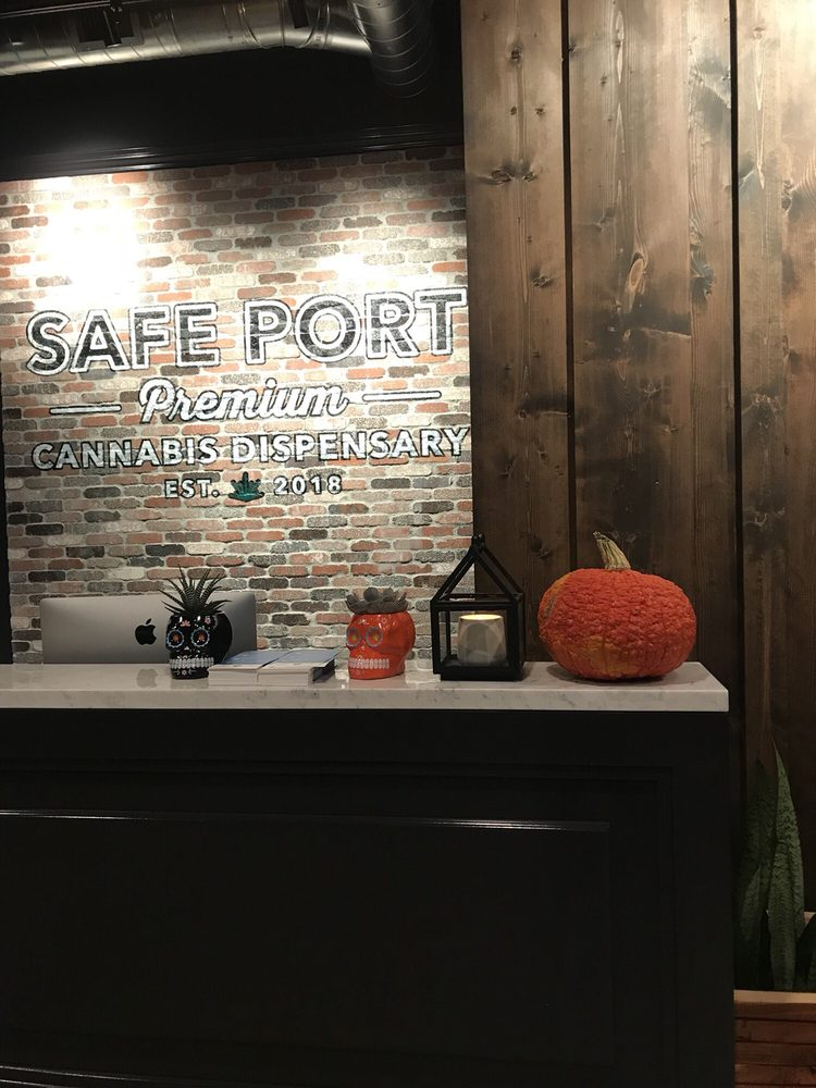 SafePort Cannabis Dispensary: 353 W Channel Islands Blvd, Port Hueneme, CA