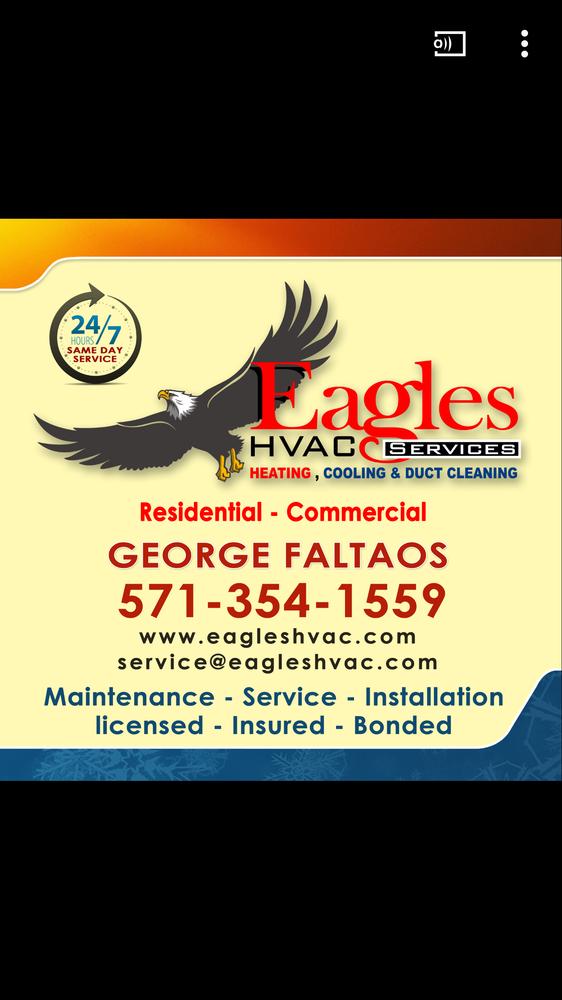 Eagles Hvac Services: Clifton, VA