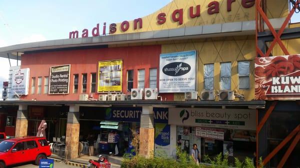Photo Of Madison Square Garden Hotel   Mandaluyong, Metro Manila,  Philippines. Mall Right