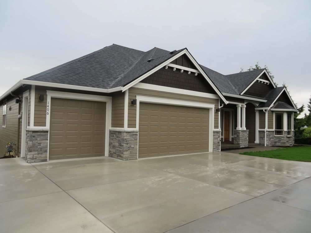 Krenzler homes 21 photos contractors 1412 ne 134th for Vancouver washington home builders