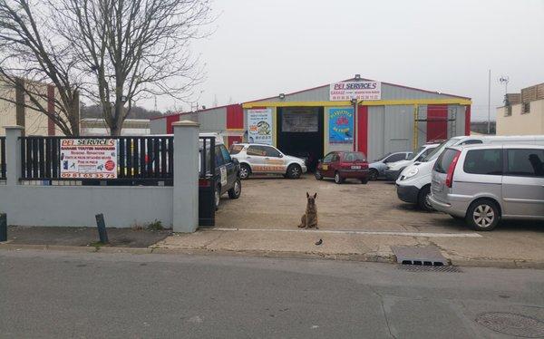 Pej services riparazioni auto 4 rue gustave eiffel for Garage renault feray corbeil essonnes