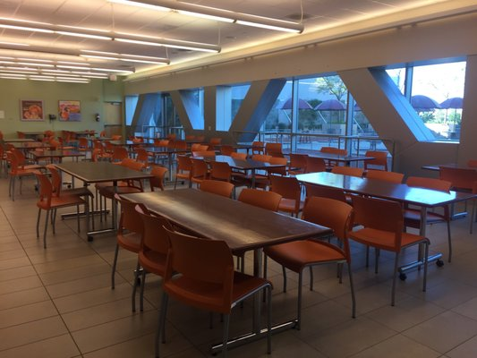 Photo Of Kaiser Hospital Cafeteria Panorama City Ca United States