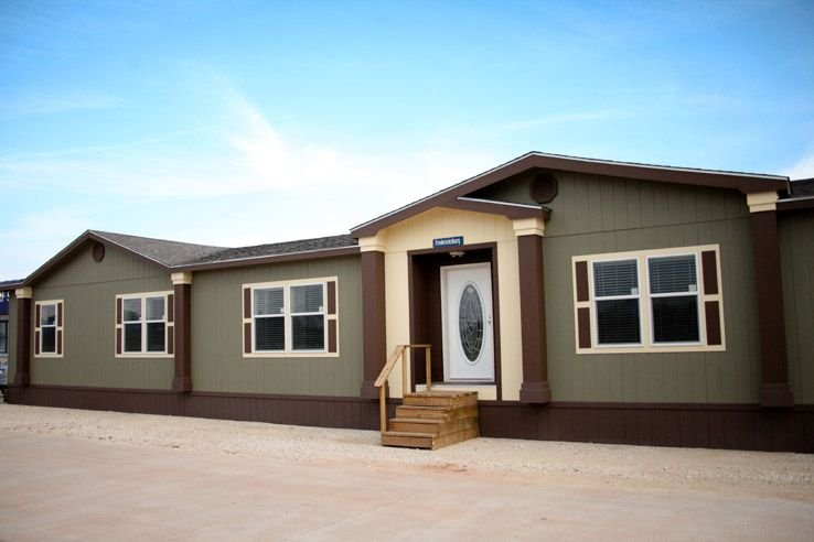 Solitaire Homes - Mobile Home Dealers - 4608 W Wall St, Midland, TX on