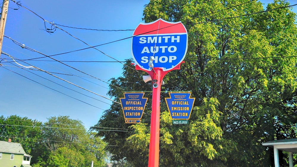Smith Auto Shop Auto Repair 604 S Franklin St Wilkes