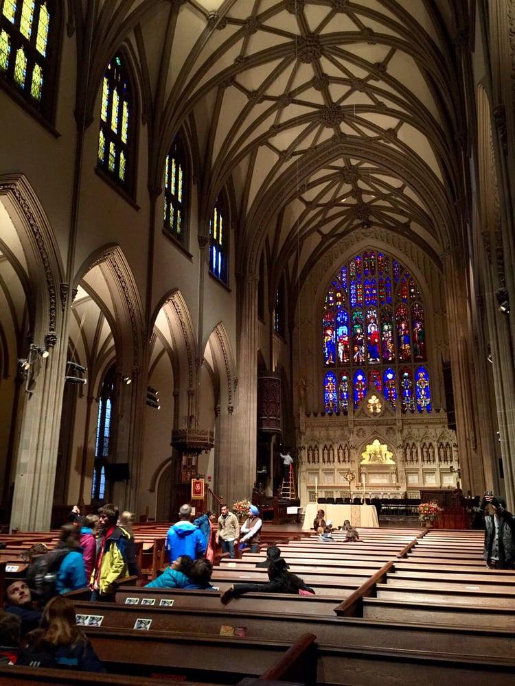 Inside Trinity Church Yelp
