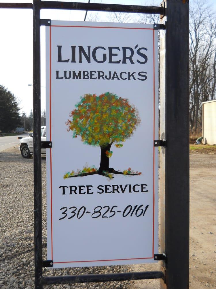 Linger's Lumberjacks: 3744 Woodglen Ave, Norton, OH