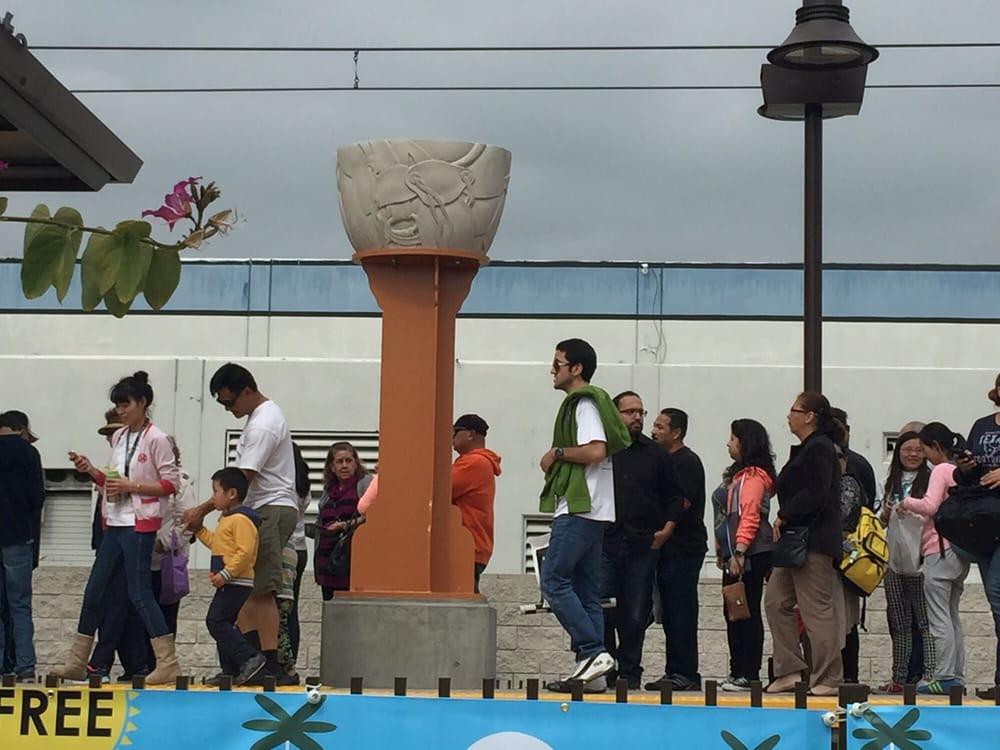 Duarte/City Of Hope Metro Gold Line Station: 1777 E Duarte Rd, Duarte, CA