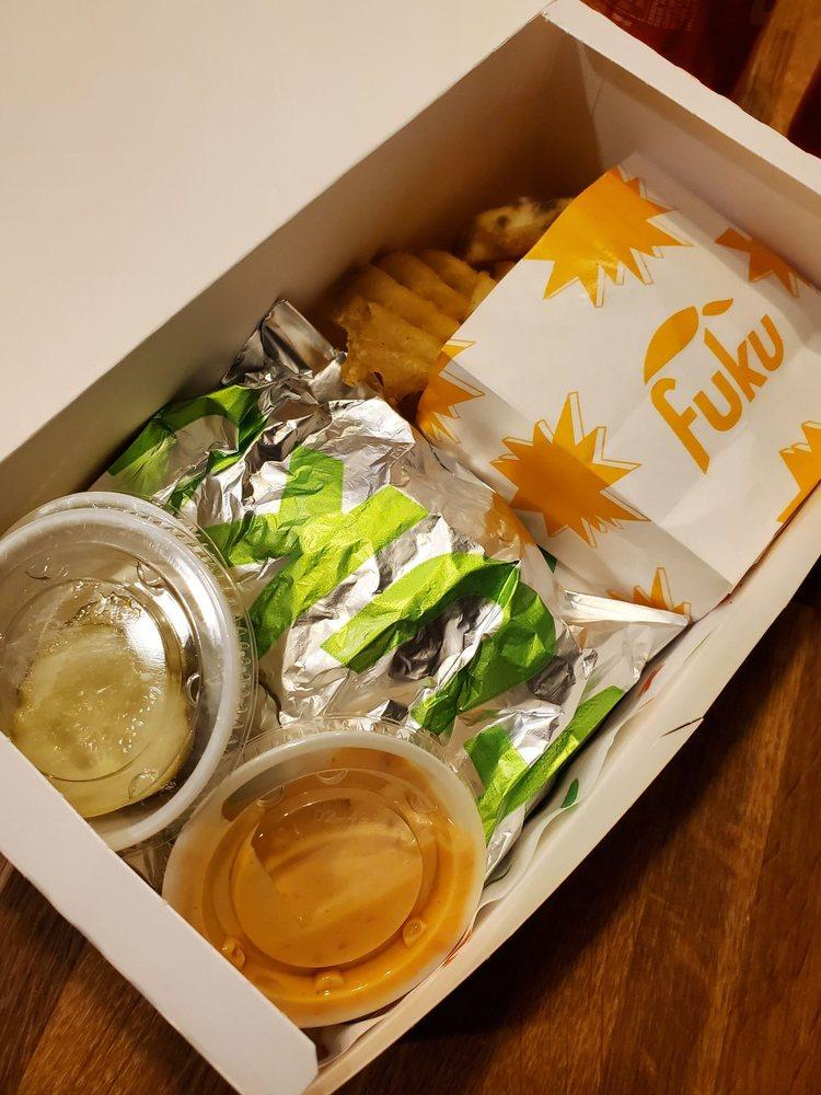 Food from Fuku