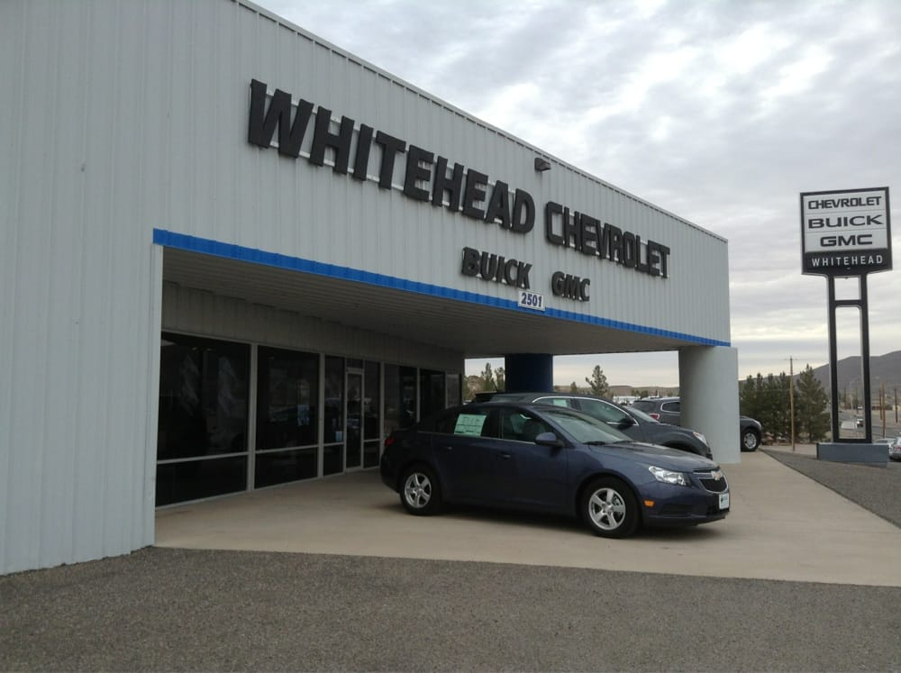 Whitehead Chevrolet: 901 N Date St, Truth Or Consequences, NM