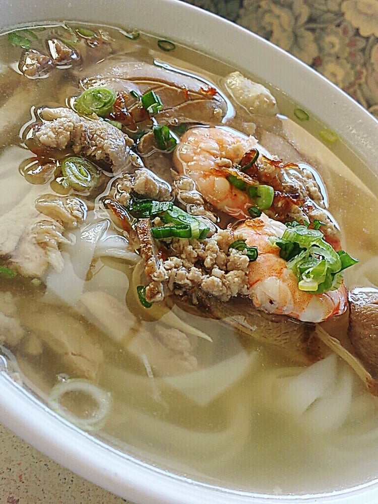 #1 Assorted Beef Noodle -w Shrimp - Yelp