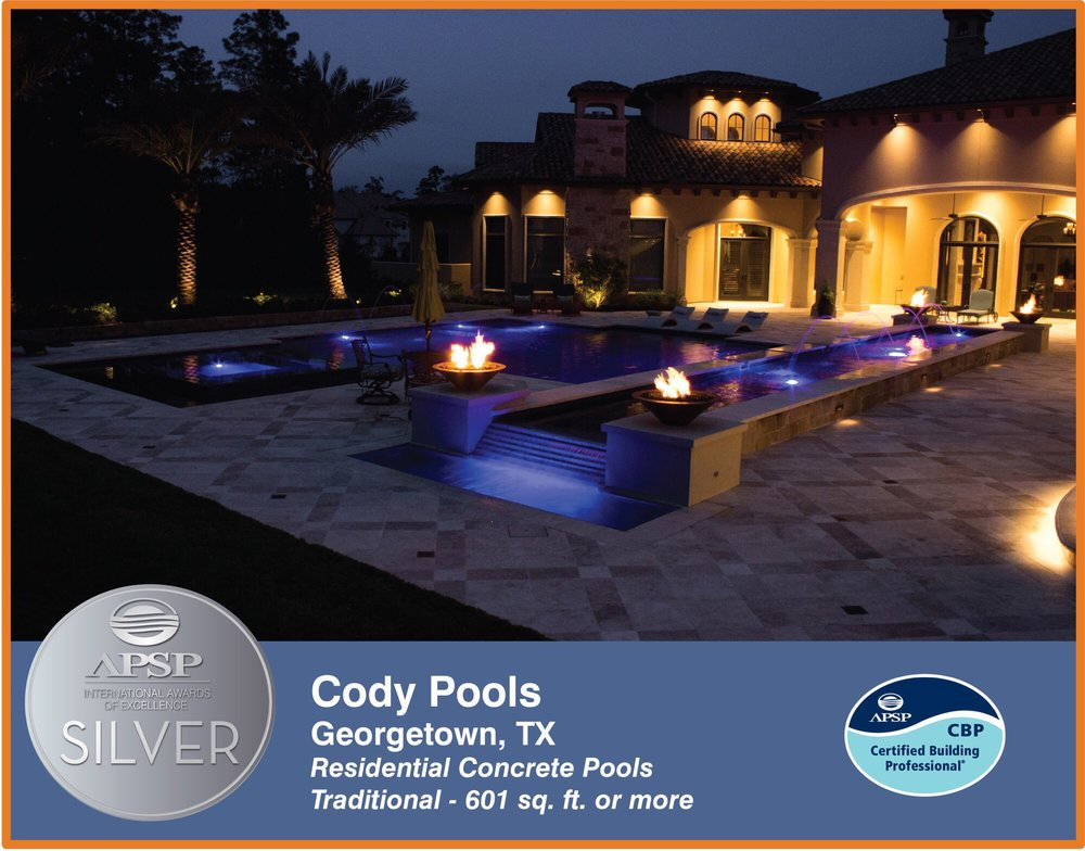 Another Award Winning Pool Design Cody Pools Yelp