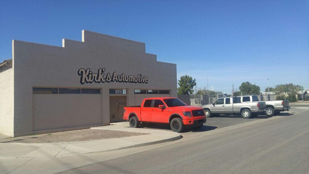 Kirk's Automotive: 105 N 2nd St, Buckeye, AZ