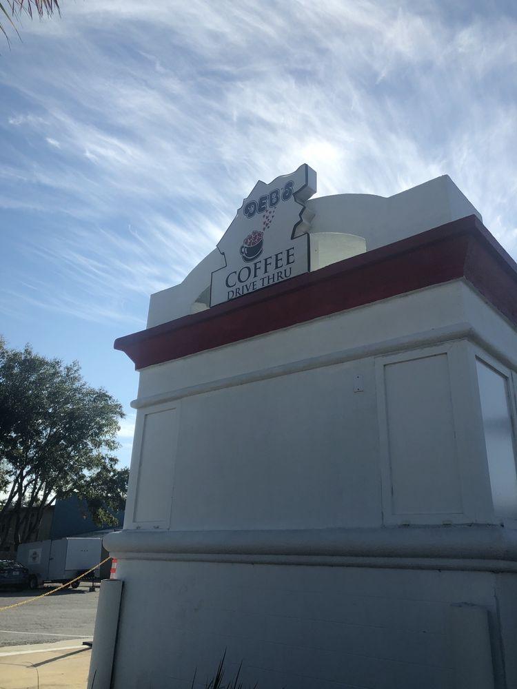 Debs Coffee Drive Thru: 1255 Eglin Pkwy, Shalimar, FL