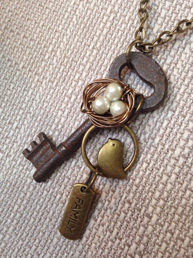 Handmade Jewelry Up Cycled And Repurposed Yelp