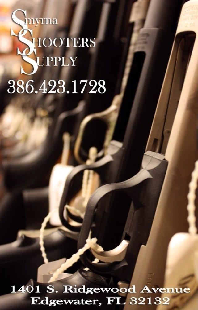 Smyrna Shooters Supply: 1401 S Ridgewood Ave, Edgewater, FL